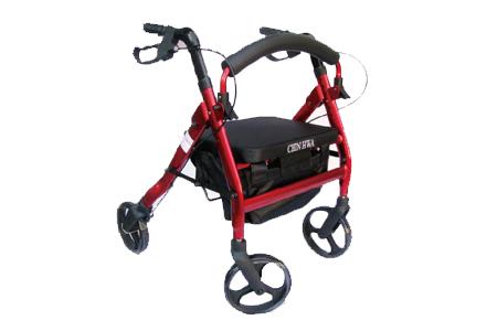 無機械動力四輪車