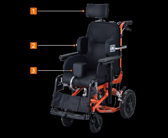 光星-擺位型輪椅-2